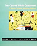 img - for User-Centered Web Site Development: A Human-Computer Interaction Approach book / textbook / text book
