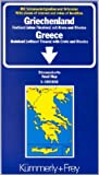 img - for Greece: Mainland with Crete and Rhodes (without Thrace) (International Road Map) (German Edition) book / textbook / text book