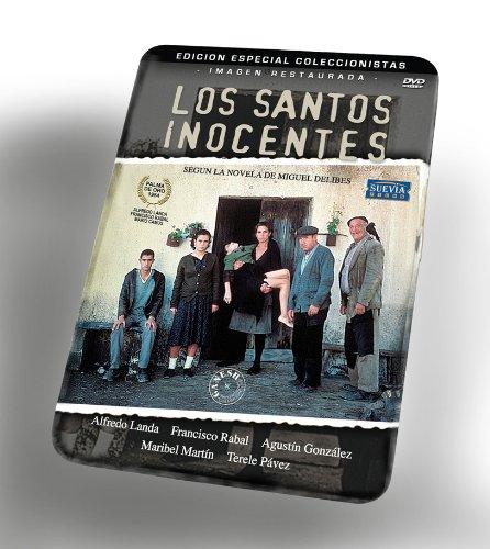 LOS SANTOS INOCENTES ED ESPECIAL LATA 2 DVDs + LIBRETO