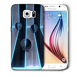 Snoogg Digital Art 3D Balls Bands Printed Protective Phone Back Case Cover For Samsung Galaxy S6 / S IIIIII