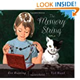 http://www.amazon.com/Memory-String-Eve-Bunting/dp/0395861462/ref=sr_1_1?s=books&ie=UTF8&qid=1396452779&sr=1-1&keywords=the+memory+string