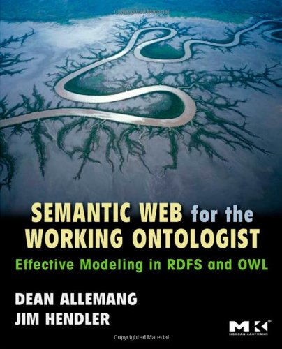 """[""""Semantic Web for the Working Ontologist"""" cover]"""