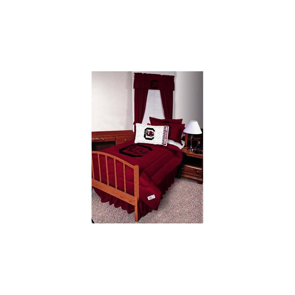 NCAA South Carolina Gamecocks Complete Bedding Set
