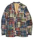 (ラルフローレン) Ralph Lauren MADRAS PATCHWORK JACKET パッチワークジャケット 【並行輸入品】
