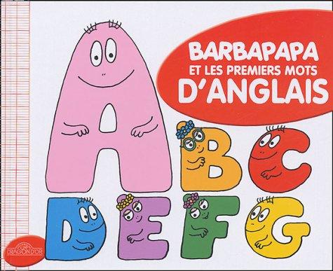 Barbapapa et les premiers mots d'anglais