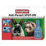 Beaphar - Anti-Parasit SPOT-ON f�r Kl...