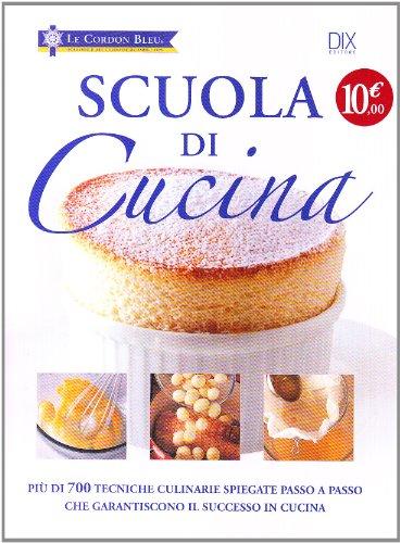 Libro cucinare da chef oltre 200 ricette illustrate step for Cucinare da chef
