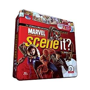 Scene It? Deluxe Marvel Edition