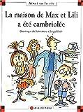 echange, troc Dominique de Saint Mars, Serge Bloch - La Maison de Max et Lili