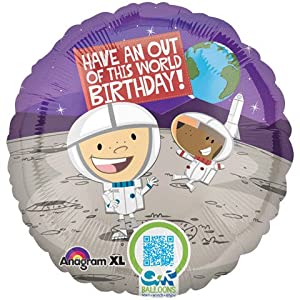 Happy Birthday Astronaut - Pics about space