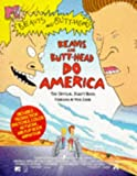 """MTV""""S BEAVIS AND BUTTHEAD DO AMERICA THE OFFICIAL Script Book"""