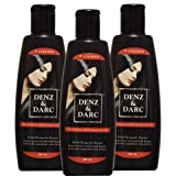Atrimed Denz & Darc Herbal Therapeutic Shampoo 200ml, Pack Of 3