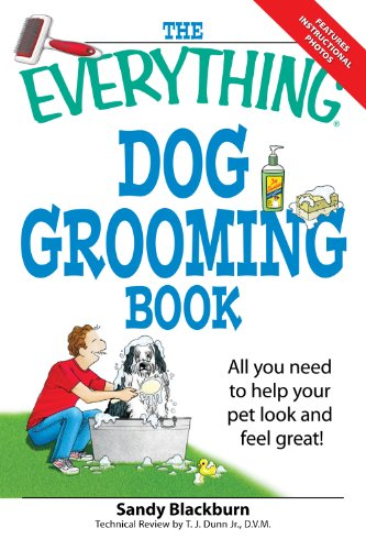 The Everything Dog Grooming Book: All you need