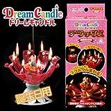 火をともしたらサプライズ☆ドリームキャンドルDX(お誕生日用)【TBS★はなまるマーケットで紹介】
