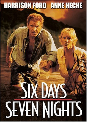 Six Days Seven Nights [DVD] [1998] [Region 1] [US Import] [NTSC]
