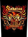 Sabaton - Coat Of Arms - R�ckenaufn�her