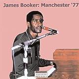 echange, troc James Booker - Manchester 77