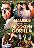 Bela Lugosi Meets a Brooklyn Gorilla [DVD] [1952] [Region 1] [US Import] [NTSC]