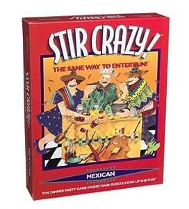 Stir Crazy Mexican Game