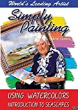 Simply Painting: Using Watercolors - Introduction to Seascapes [Import]