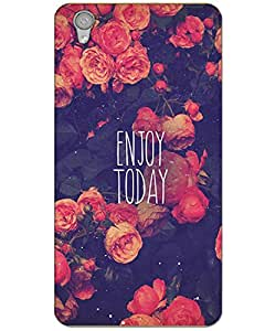 Hugo One Plus X Back Cover Hard Case Printed