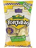 UTZ Baked Tortilla Chips 9.5 Ounces (Pack of 8)