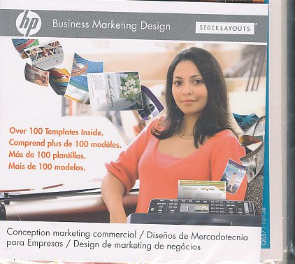 HP Business Marketing Designs Software (Over