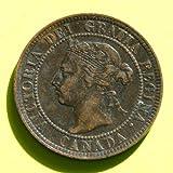Canada - Queen Victoria Regina One Cent 1897 #2