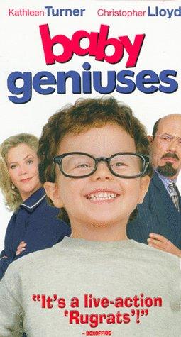 Baby Geniuses (Slip) [VHS]