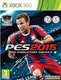 PES 2015 Pro Evolution Soccer (XBOX 360)