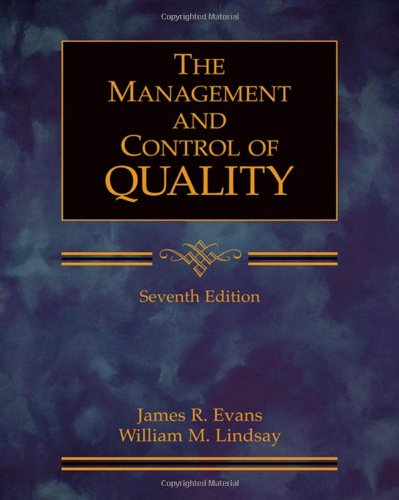 Managing for Quality and Performance Excellence (with...