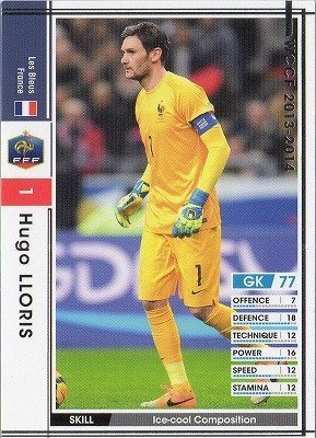 WCCF / 13-14 / 305 / France Representant / Hugo Lloris