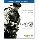 American Sniper (Bilingual) [Blu-ray + DVD + UltraViolet]