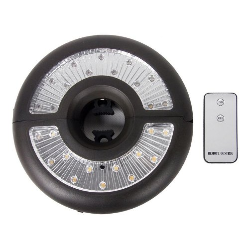 Sonoma Outdoors 8 In Led Umbrella Light With Remote