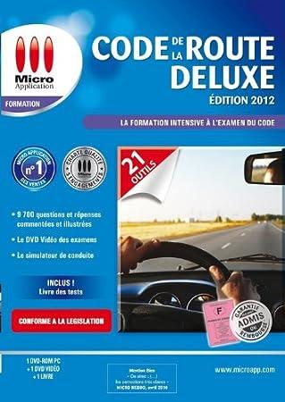 Code de la route - édition deluxe 2012