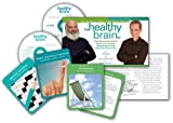 The Healthy Brain Kit: Clinically Proven Tools to Boost Your Memory, Sharpen Your Mind, and Keep Your Brain Young with Cards and CD (Audio)