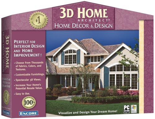 Broderbund 3D Home Architect Home Decor And Design
