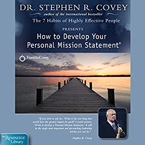 How to Develop Your Personal Mission Statement Speech