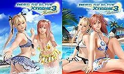 【Amazon.co.jp & GAMECITY限定】 DEAD OR ALIVE Xtreme 3 最強パッケージ 初回封入特典「マリーの小悪魔水着」&「ほのかの天使な水着」ダウンロードシリアル付