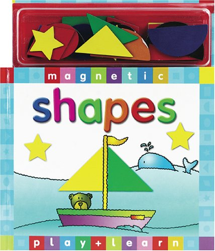 Shapes - Magnetic Book (Magnetic Play & Learn)