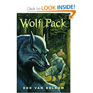 Wolf Pack by Edo van Belkom