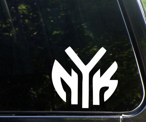 New York Knicks - NYK - Die Cut Decal For Windows, Cars, Trucks, Laptops, Etc. (Knicks Decal compare prices)