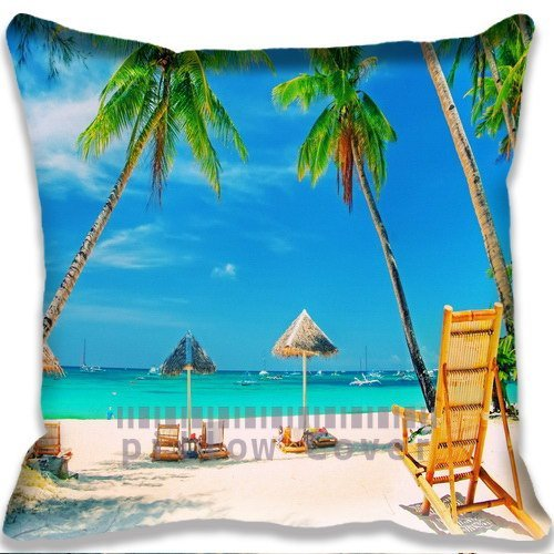 landscape-beach-deck-chairs-colorful-cotton-and-polyester-home-decorative-throw-pillow-cover-cushion
