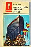 img - for Conozca y hable 5 idiomas a la vez book / textbook / text book