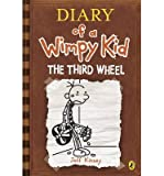 Jeff Kinney Diary of a Wimpy Kid. The Third Wheel (Book 7)