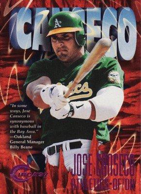 ホセ・カンセコ/Jose Canseco 1997 Circa Rave 150枚限定!