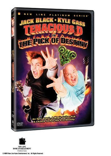 Cover art for  Tenacious D in The Pick of Destiny