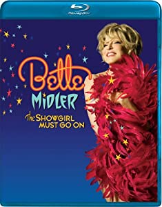Bette Midler - The Showgirl Must Go On (Blu-Ray)