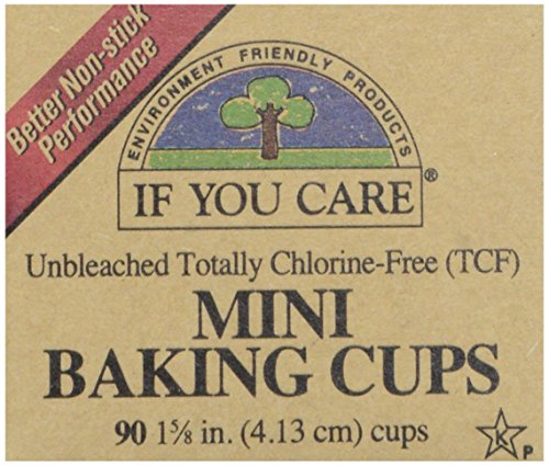 If You Care Baking Cup Mini, 90 ct (If You Care Baking Cups compare prices)
