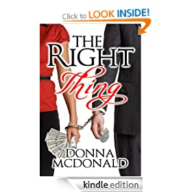The Right Thing (Contemporary Romance, Romantic Suspense, Humor)